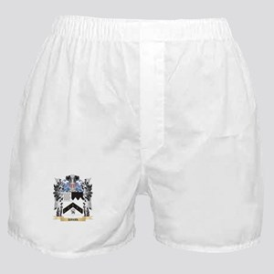Davis Coat of Arms - Family Crest Boxer Shorts