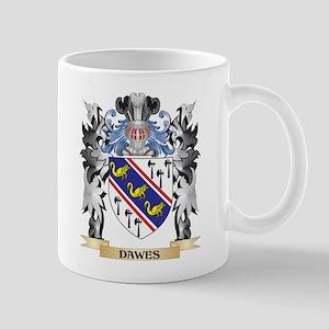 Dawes Coat of Arms - Family Crest Mugs