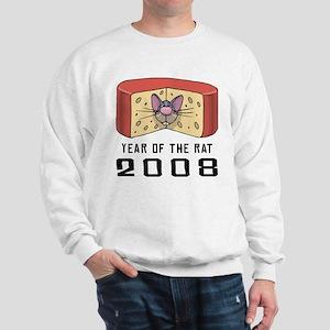 Funny Year of The Rat Sweatshirt