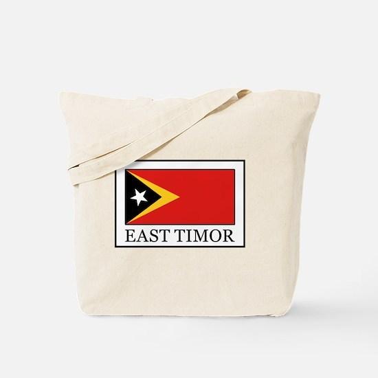 East Timor Tote Bag
