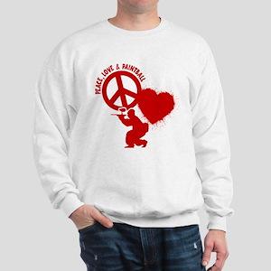 P,L,PAINTBALL Sweatshirt