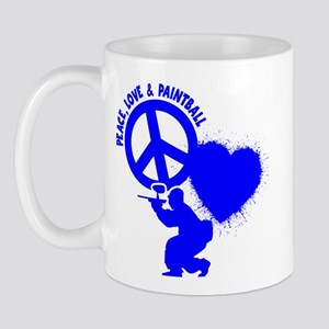 P,l,paintball Mug Mugs
