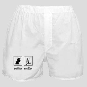 gymnastic still Boxer Shorts