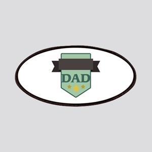 Dad Shield Patch