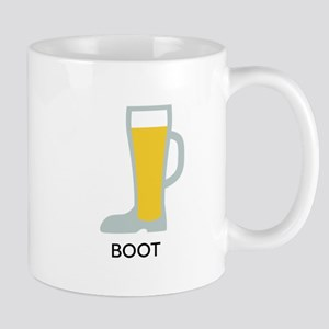Boot Glass Mugs