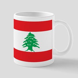 Flag of Lebanon Mug