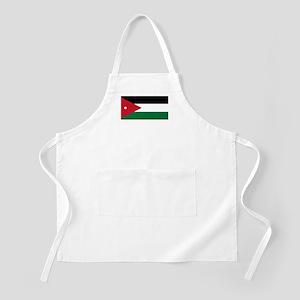 Flag of Jordan Apron