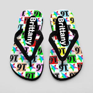 Wonderful 16th Flip Flops
