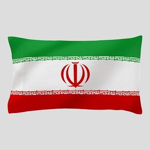 Flag of Iran Pillow Case