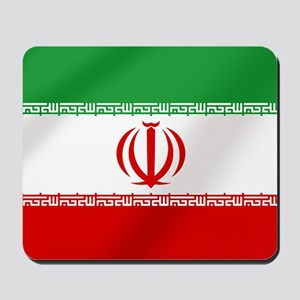 Flag of Iran Mousepad
