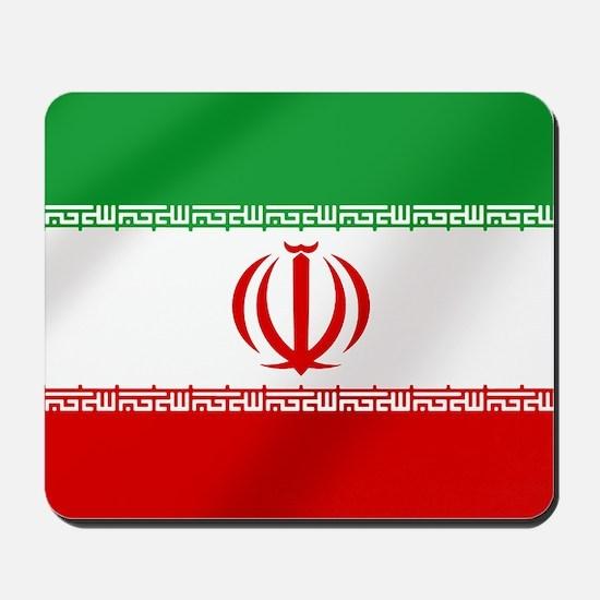Flag of Iran Mousepad