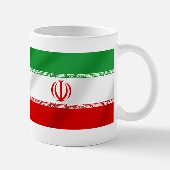 Flag of Iran Mug
