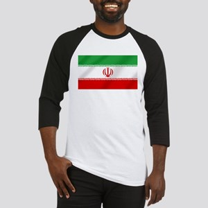 Flag of Iran Baseball Jersey