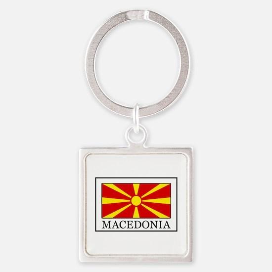 Macedonia Keychains