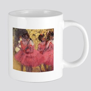 Degas ballet art Mugs