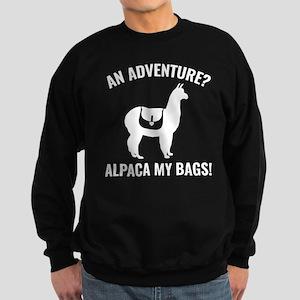 Alpaca My Bags Sweatshirt (dark)