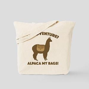 Alpaca My Bags Tote Bag