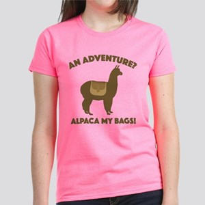 Alpaca My Bags Women's Dark T-Shirt