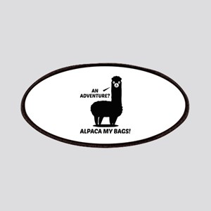 Alpaca My Bags Patches