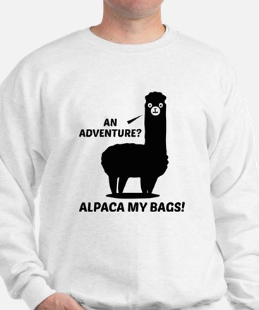 Alpaca My Bags Sweater