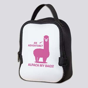 Alpaca My Bags Neoprene Lunch Bag