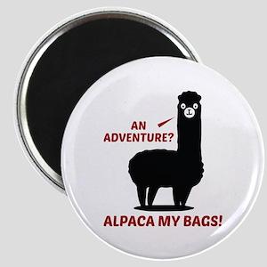 Alpaca My Bags Magnet