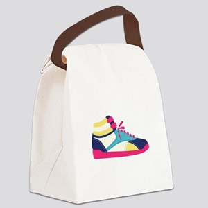 High-Tops Sneaker Canvas Lunch Bag