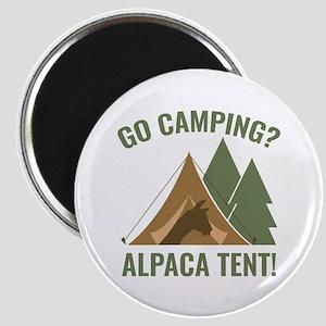 Alpaca Tent Magnet