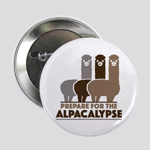 "Prepare For The Alpacalypse 2.25"" Button"