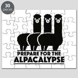 Prepare For The Alpacalypse Puzzle