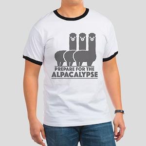 Prepare For The Alpacalypse Ringer T