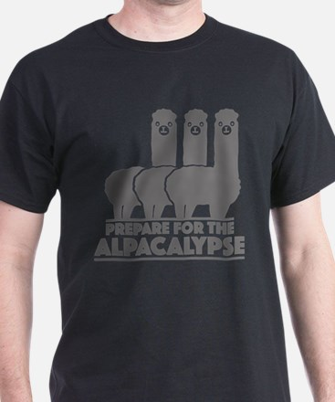 Prepare For The Alpacalypse T-Shirt