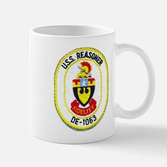 USS REASONER Mug
