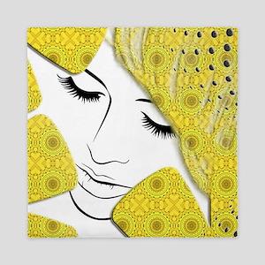 Yellow Dream Queen Duvet