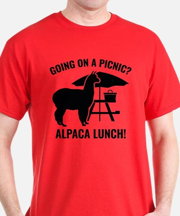 Going On A Picnic? T-Shirt