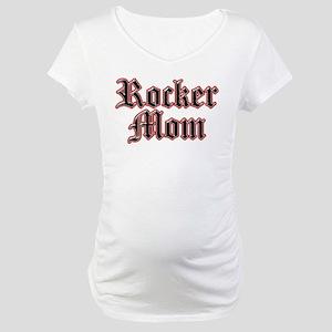 Rocker Mom Maternity T-Shirt