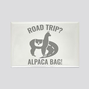 Road Trip? Rectangle Magnet