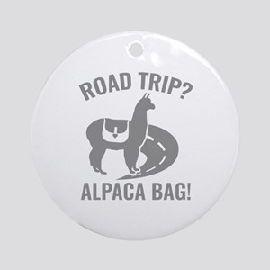 Road Trip? Ornament (Round)