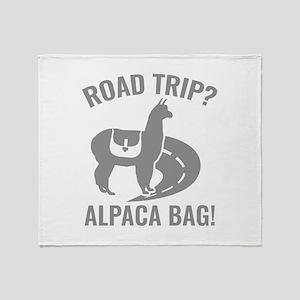 Road Trip? Stadium Blanket