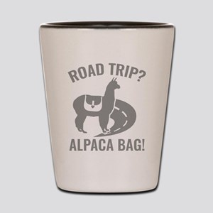 Road Trip? Shot Glass