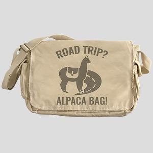 Road Trip? Messenger Bag