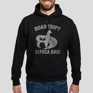 Road Trip? Hoodie (dark)