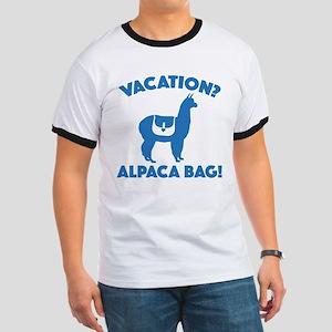 Vacation? Alpaca Bag! Ringer T