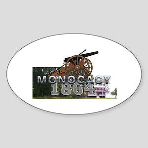 Abh Monocacy Sticker (oval)