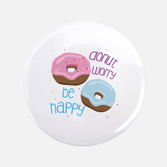 Donut Worry Button