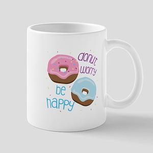 Donut Worry Mugs