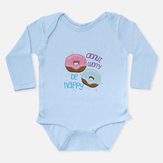 Donut Worry Body Suit