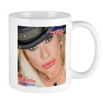 Air Force Amy - Burning Man 2015 Mugs