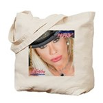 Air Force Amy - Burning Man 2015 Tote Bag
