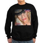 Air Force Amy - Burning Man 2015 Sweatshirt